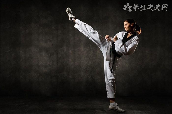 跆拳道技术动作要点