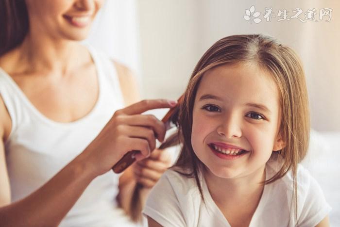 女生如何打理长头发图片