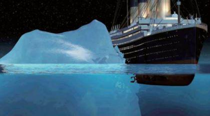 泰坦尼克号沉没之谜图片