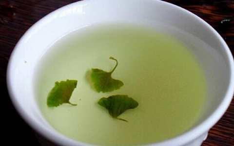 银杏叶的功效与作用 银杏叶泡水喝的禁忌