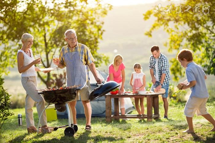 夏季户外露营经验分享