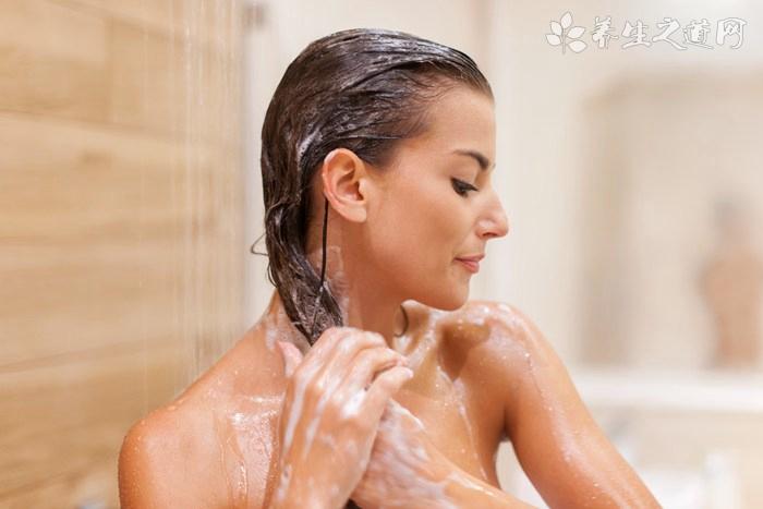 正确的洗发方法有哪些
