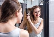 如何缓解头发干燥