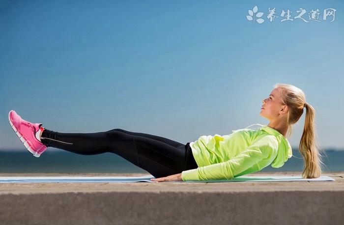 仰卧起坐技巧 正确姿势才能减腹部