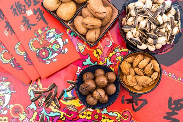 春节吃什么零食 12种零食最健康