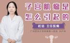 子宫肌瘤是怎么引起的