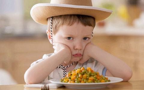 孩子偏食怎么办?4招纠正宝宝偏食