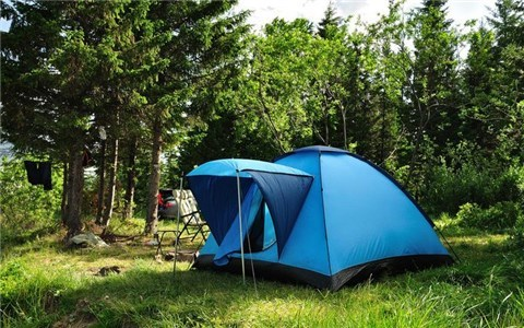 野外露营防蚁,除了帐篷你还差一样东西