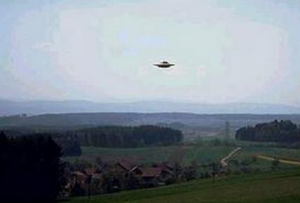 美国十大UFO事件盘点