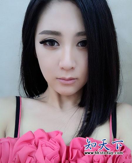 刘洲成老婆miuviki林苗整容前后对比照片曝光(2)图片