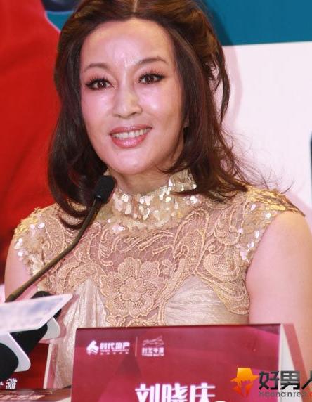 刘晓庆整容过吗 疑似刘晓庆整容前后对比照片遭曝光图片