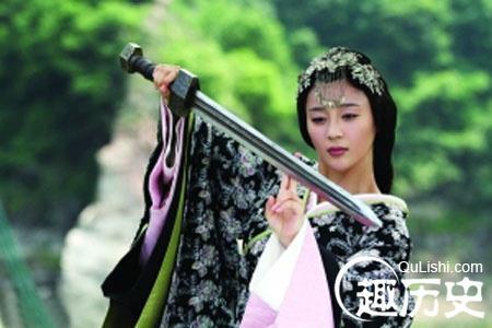 中国古代十大美男排行榜图片