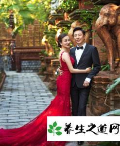 李妮娜老公是谁 李妮娜老公姓左是旅游超市的创始人 休闲养生图片