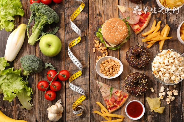 有助于瘦大腿的食物有哪些