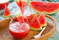 夏天吃西瓜减肥吗?夏天怎么减肥效果好?
