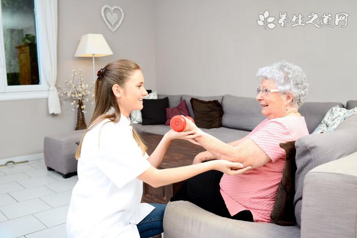 老年人怎样练好平衡力