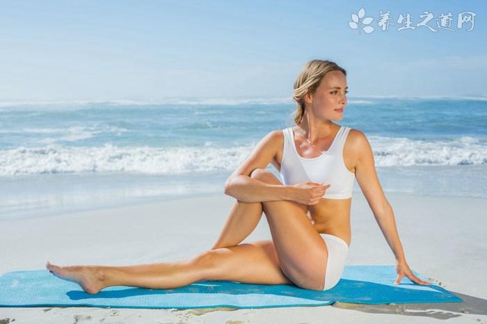 纤体瑜伽减肥有哪些招式